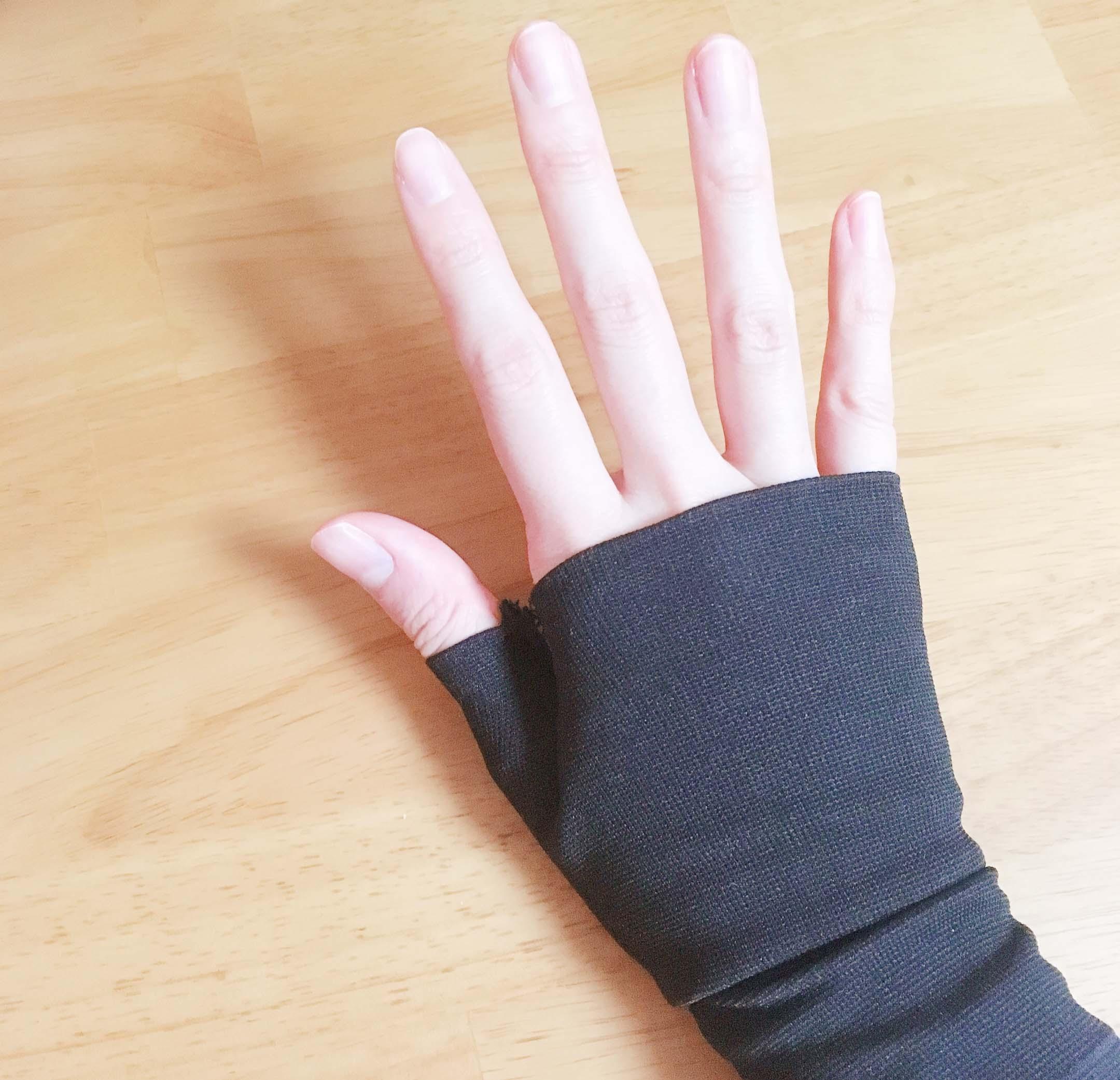 手首の負担を和らげる方法 サポーターを使う